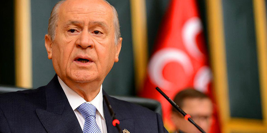 MHP lideri Devlet Bahçeli'nin seçim vaadi Meclis'te reddedildi