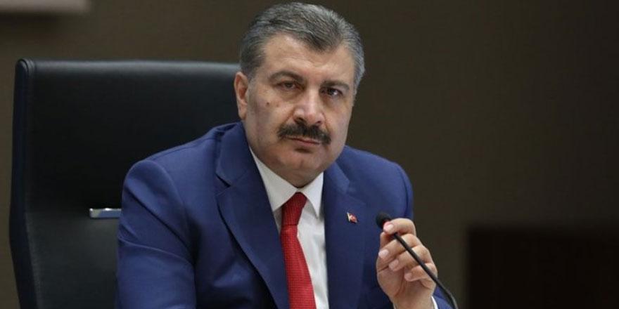Fahrettin Koca: İstanbul'da 7 ilçede vaka artışı yüzde 70