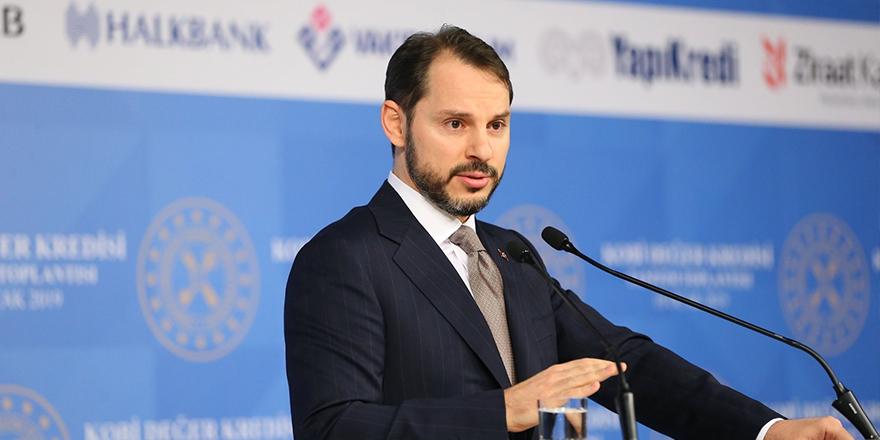 Dolar artışı sonrası Berat Albayrak'tan ilk açıklama: Ekonomimiz büyüme rotasında ilerliyor