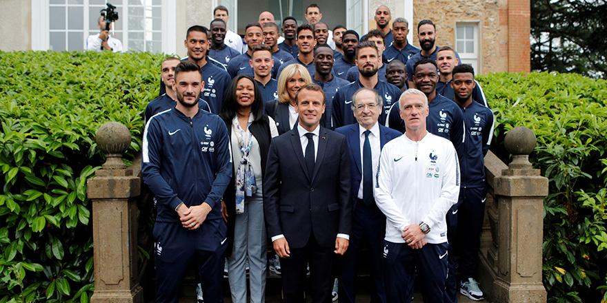 Paul Pogba, Macron'un İslam düşmanlığına milli takımı bırakarak tepki gösterdi