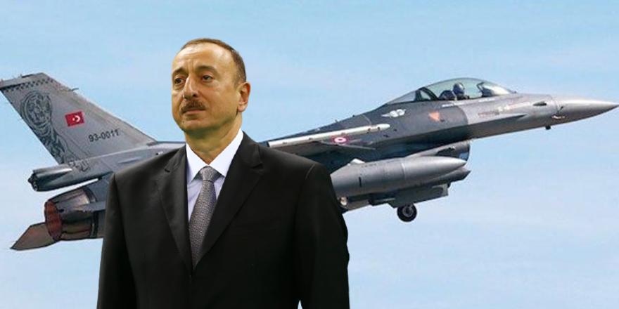 Aliyev'den çok sert açıklama: Türk F-16'ları havada görürsünüz