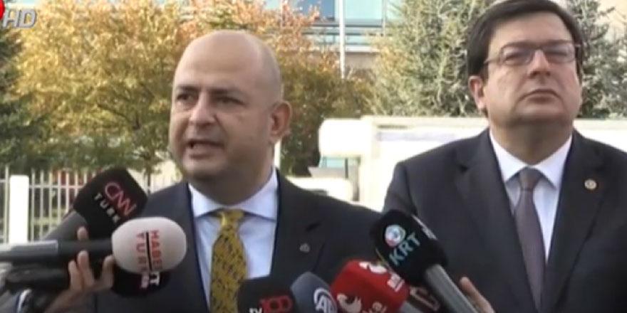 CHP Enis Berberoğlu için AYM'ye başvurdu