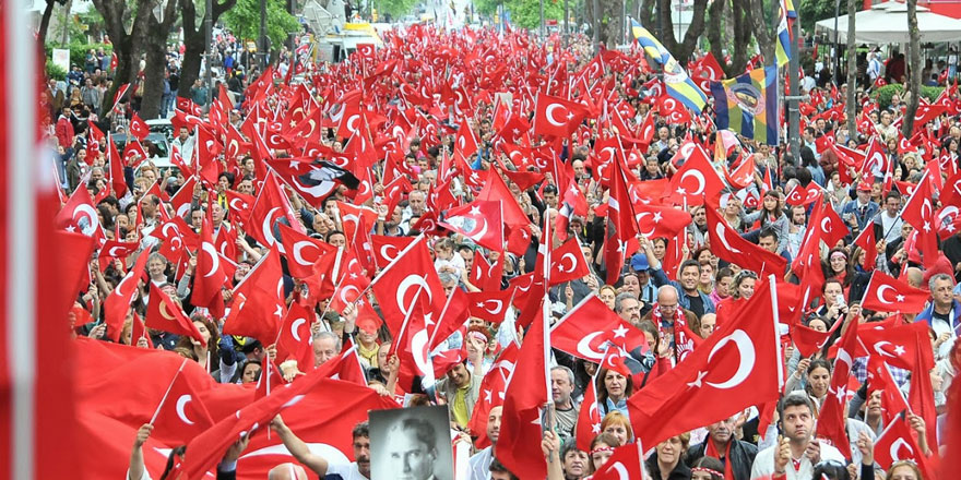 29 Ekim Cumhuriyet Bayramı kutlamalarına kısıtlama getirildi