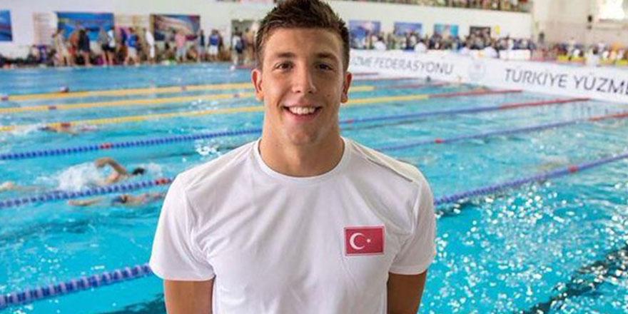 Olimpik yüzücü Emre Sakçı, Avrupa rekoru kırdı