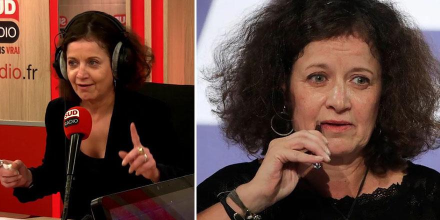 Fransız gazeteci Elisabeth Levy'den Müslümanlar için skandal sözler!