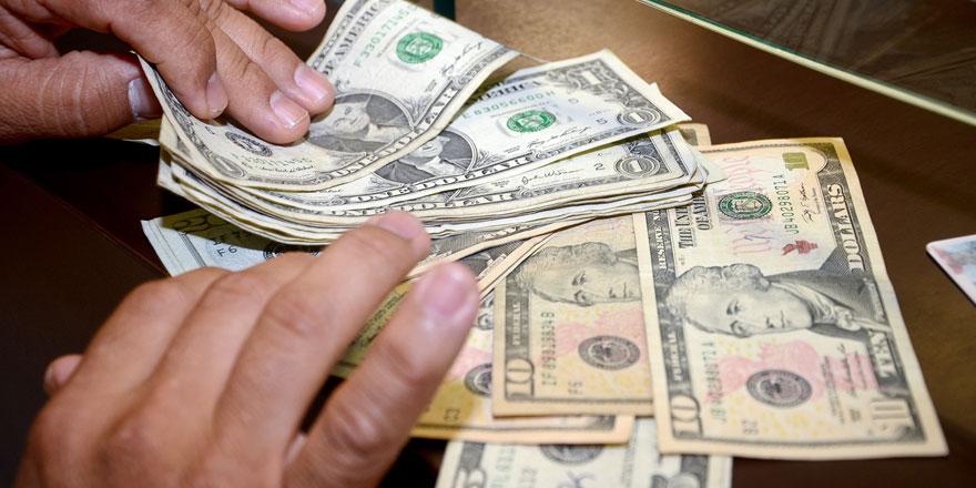 Dolardan yeni tarihi zirve!