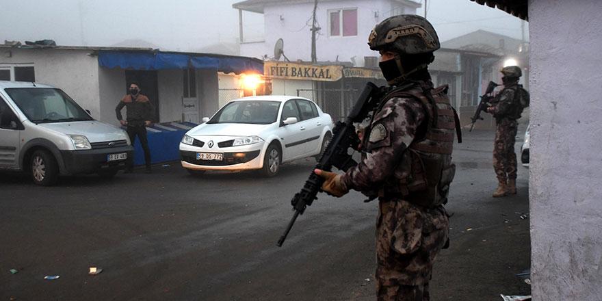 150 polisin katılımıyla Tekirdağ'da operasyon!