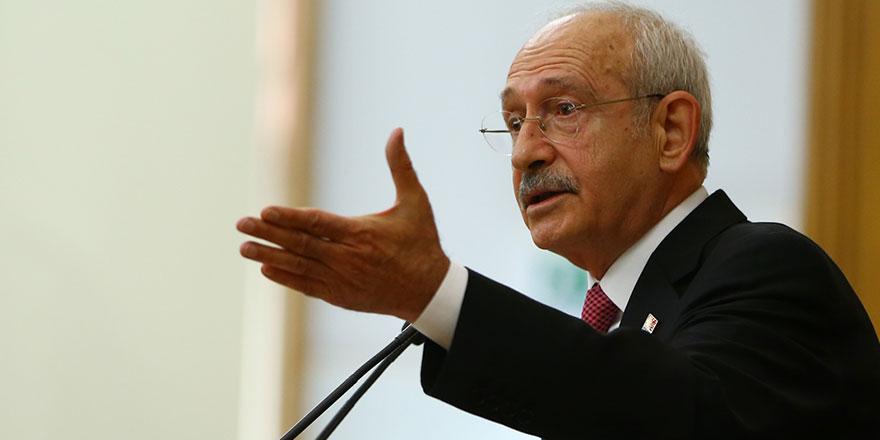 Kemal Kılıçdaroğlu'dan Recep Tayyip Erdoğan'a: Servisçi akşam eve gidince eşine 'Sana Fransız parfümü aldım' mı diyor?