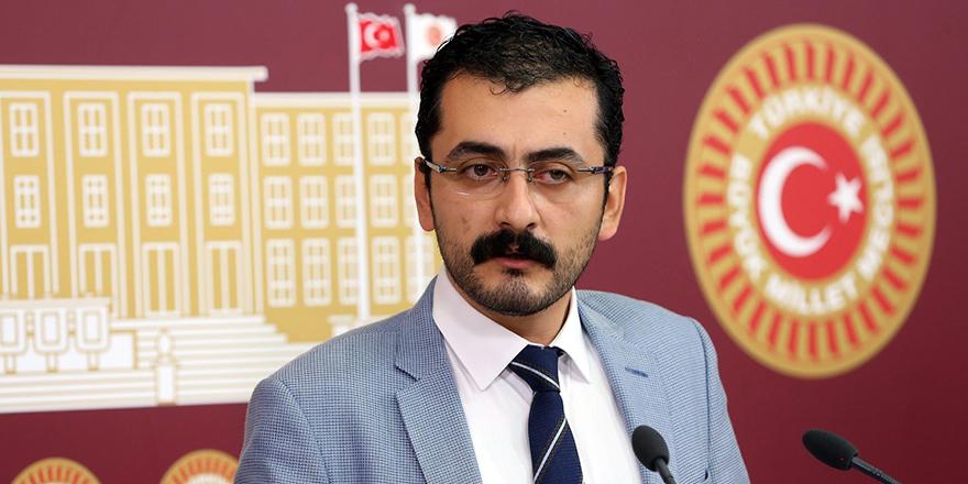 CHP'li Eren Erdem korona virüse yakalandı