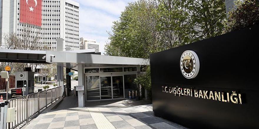 Dışişleri Bakanlığı'ndan Berde açıklaması: Ermenistan ahlaki değerleri ayaklar altına almaktadır