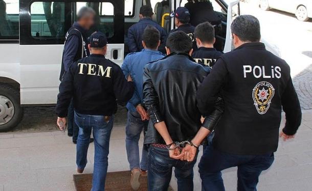 İçişleri Bakanlığı: 508 gözaltı