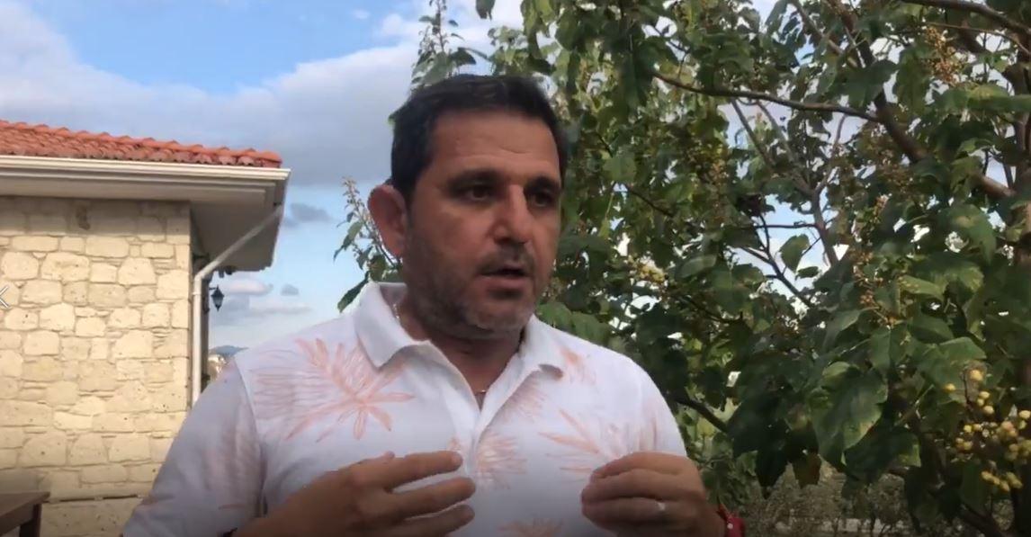 Fatih Portakal İzmir'deki korku dolu anları böyle anlattı! O anda içimden...