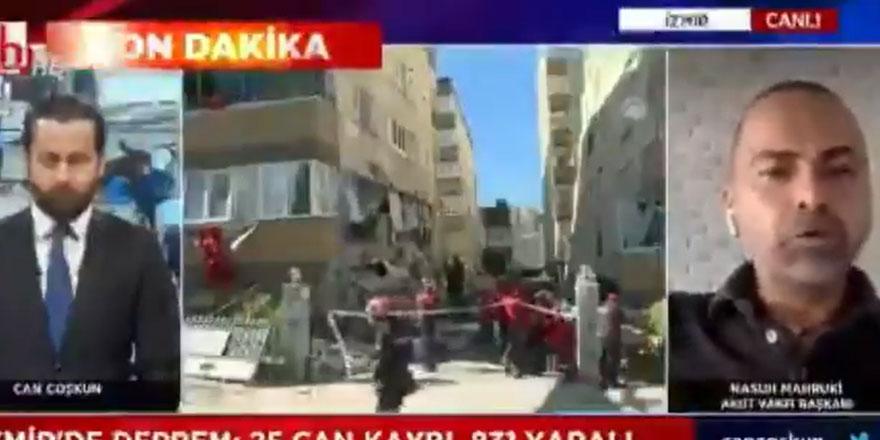 AKUT eski Başkanı Nasuh Mahruki canlı yayında 'acı gerçeği' anlattı: Buna Türkiye dayanmaz
