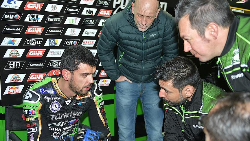 Sofuoğlu ilk 2 yarışı kaçıracak