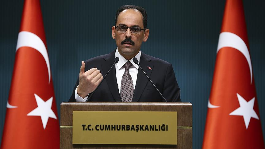 Tehdit varsa Türkiye gereğini yapar