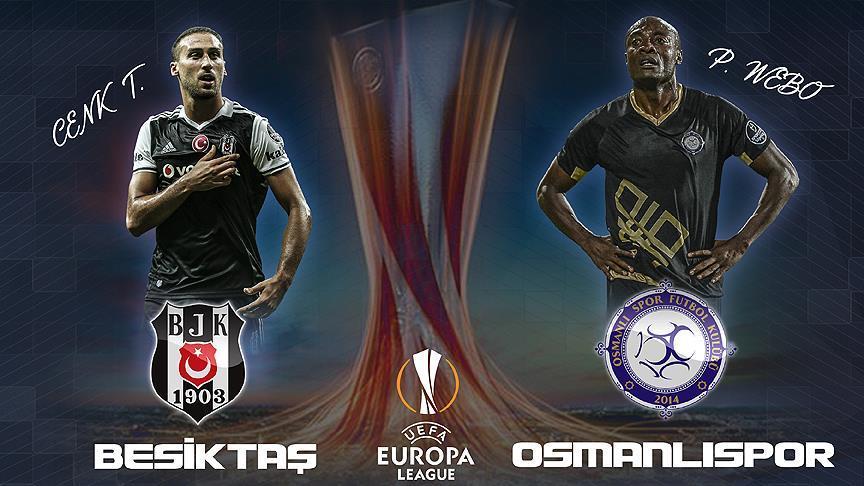 Beşiktaş ve Osmanlıspor tur peşinde