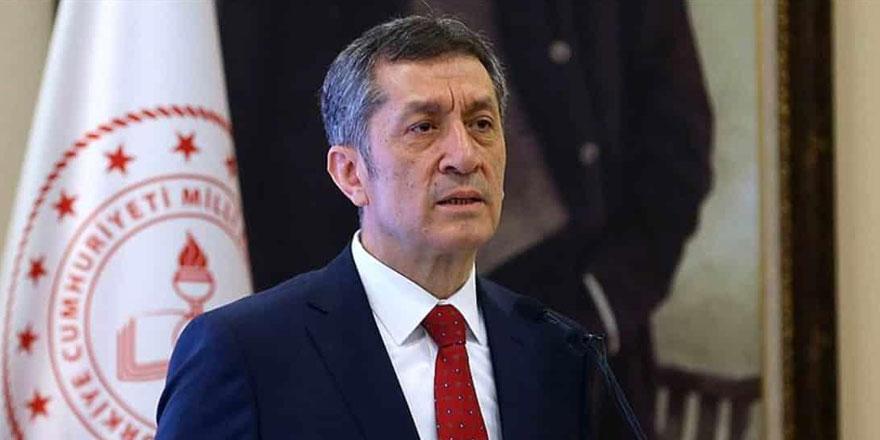 """Bakan Ziya Selçuk: """"Şehit öğretmenlerimizi asla unutmayacağız"""""""