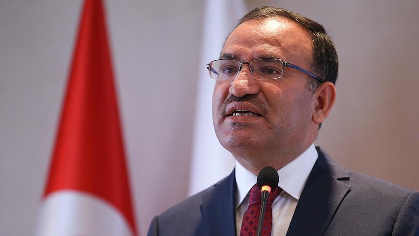 Bozdağ'dan ABD Adalet Bakanı'na mektup
