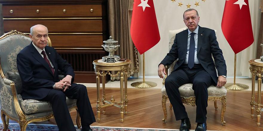 Cumhurbaşkanı Erdoğan'dan MHP kongresi çıkışı!