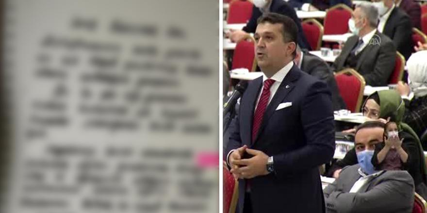 AKP'li Meclis Üyesi Yavuz Selim Tuncer'in İmamoğlu'na söylediği sözler üzerine o fotoğraflar ortaya çıkıt