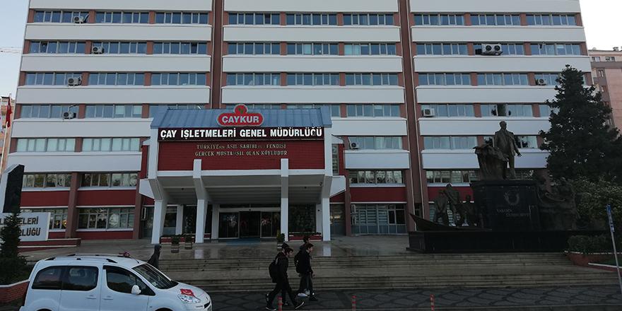"""Sakarya Büyükşehir Belediye Başkanı Ekrem Yüce'nin """"özelleştirme"""" için ayda 2 kez ÇAYKUR'a geldiği iddia edildi"""