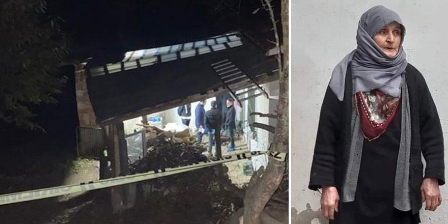 Ordu'da Makbule Sarıdomuz bağıyla öldürülmüştü! Katilleri ortaya çıktı
