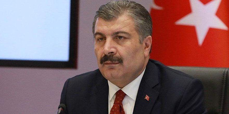 Sağlık Bakanı Fahrettin Koca bunu da itiraf etti