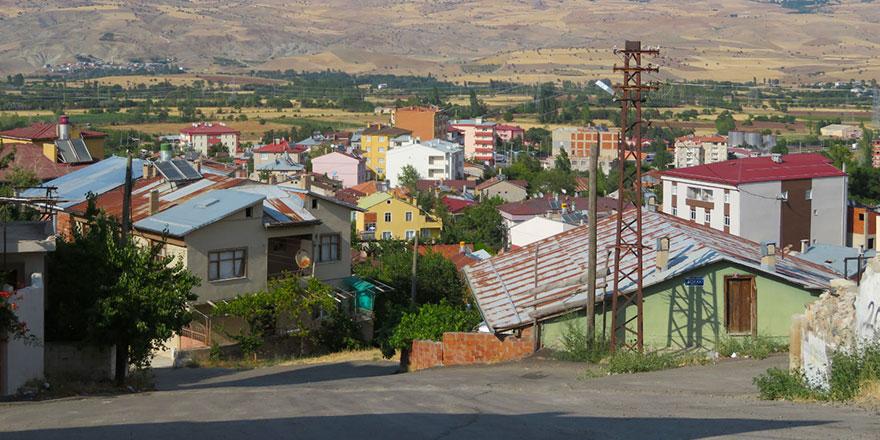 Sivas'ta Suşehri'ne bağlı Bostancık köyü karantinada