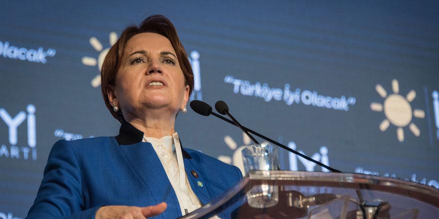 İYİ Parti Genel Başkanı Meral Akşener'den çok konuşulacak paylaşım