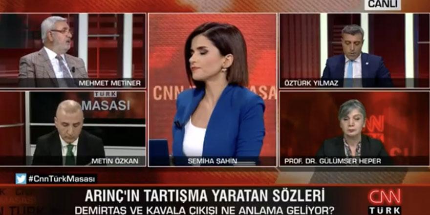 """AKP'li Mehmet Metiner'den olay sözler: """"Keşke 15 Temmuz gecesi ölseydim de..."""""""