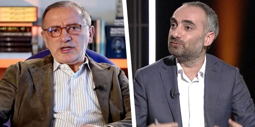 Habertürk yazarı Fatih Altaylı'nın başlattığı korona virüs testi tartışmalarına Sözcü yazarı İsmail Saymaz da katıldı