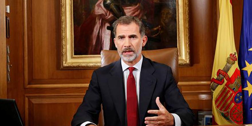 İspanya Kralı VI. Felipe karantina altına alındı