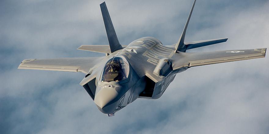 ABD F-35 uçağında nükleer bomba test etti: Hedef 42 saniyede vuruldu