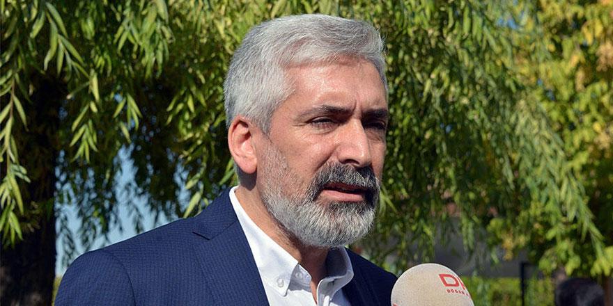 AKP'li Galip Ensarioğlu'na terör soruşturması!