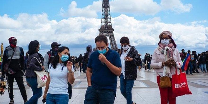 Fransa'da Cumartesi'den itibaren tedbirler hafifletiliyor!