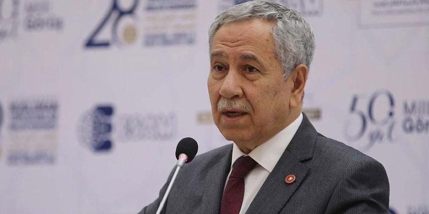 Erdoğan'ın eski danışmanı Akif Beki, Bülent Arınç'ın istifasının perde arkasını anlattı