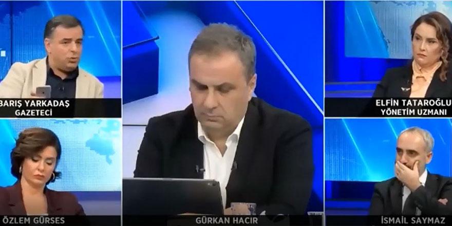 Barış Yarkadaş Halk TV'de anlattı! Erdoğan, Bülent Arınç'a bunları söylemiş...