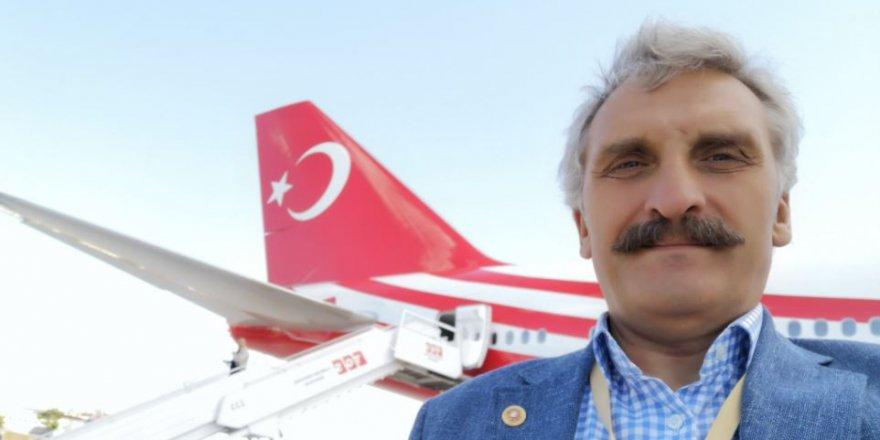 1. Mahmut'un yaptırdığı çeşmeye babasının adını yazdıran AKP'li Ahmet Hamdi Çamlı kaç para harcadığını açıkladı