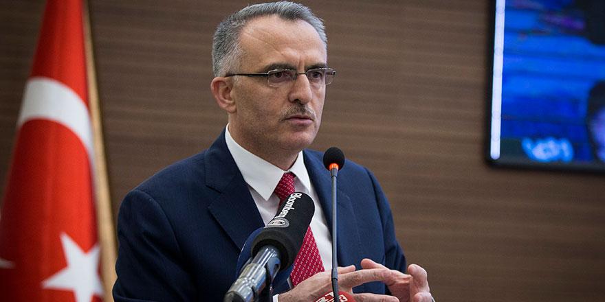 Merkez Bankası Başkanı Naci Ağbal rapor yayınladı