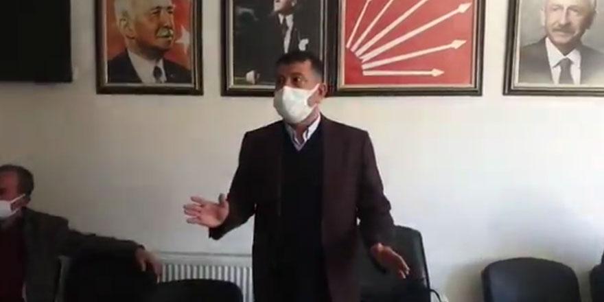 CHP Milletvekili Veli Ağbaba depreme canlı yayında yakalandı