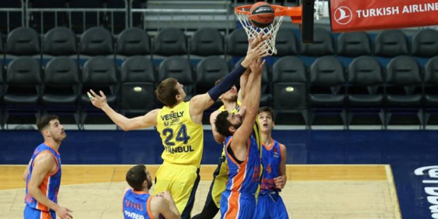 Fenerbahçe Beko Euroleague'de kaybetti