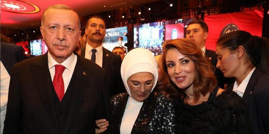 Habertürk yazarı Nagehan Alçı'nın Emine Erdoğan sevgisi: Türkiye'nin first-lady'si yani...