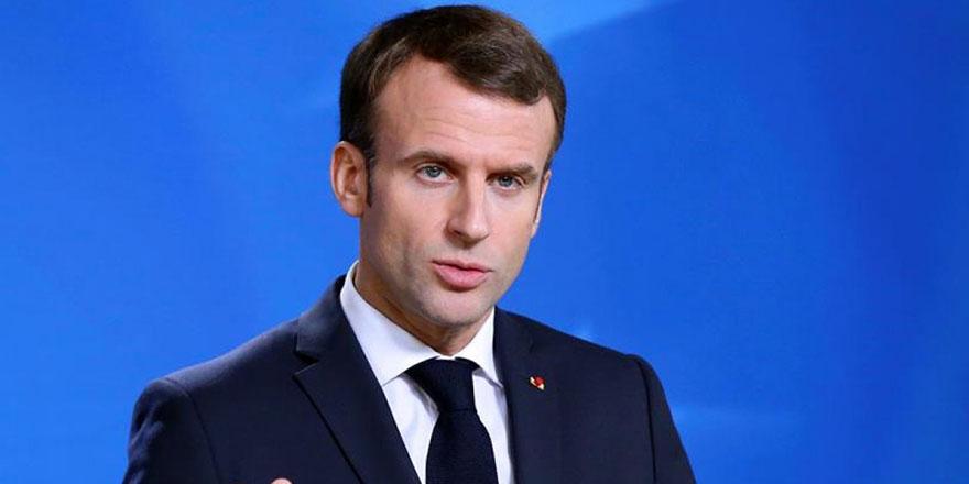 Emmanuel Macron: Polis şiddeti utanç verici
