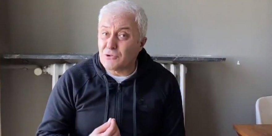 Tuncay Özkan'ın sesi titredi, gözleri doldu herkesi korona virüs konusunda uyardı