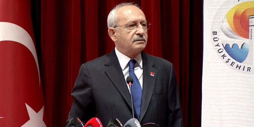 CHP lideri Kemal Kılıçdaroğlu Adana'da esnafla buluştu!