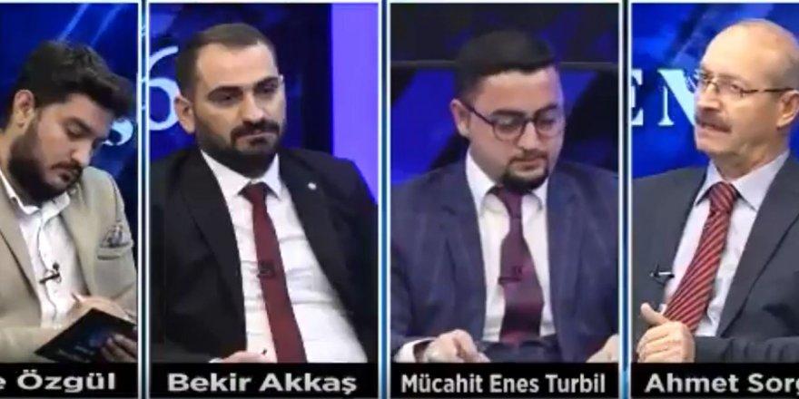 AKP'li Ahmet Sorgun'dan canlı yayında tartışılacak sözler! Yandım, bittim, açım, işsizim diyenler...