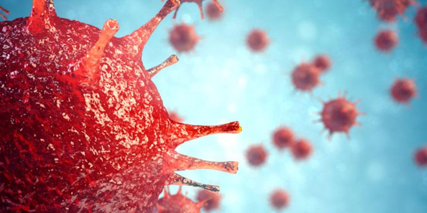 Korona virüsün akciğerdeki hasarı tomografide böyle görüntülendi