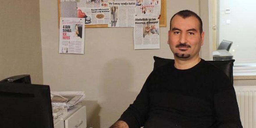 Diyarbakır'da korona virüs tedavisi gören Yılmaz Tarancı hayatını kaybetti