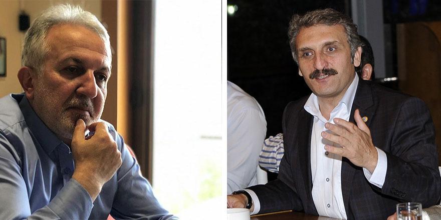 Erdoğan'ın kuzeni Cengiz Er ile AK Parti İstanbul Milletvekili Ahmet Hamdi Çamlı birbirine girdi