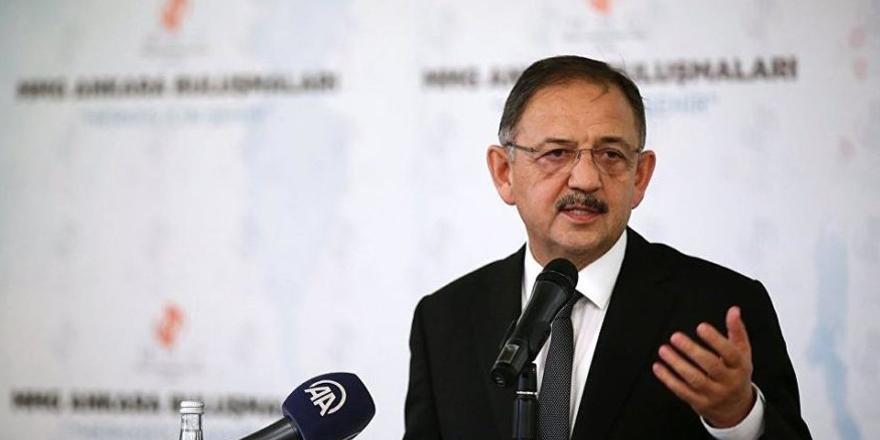 Korona virüs tedavisi gören AKP Genel Başkan Yardımcısı Özhaseki taburcu oldu
